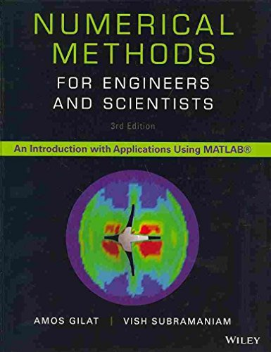 Portada del libro [(Numerical Methods for Engineers and Scientists)] [By (author) Amos Gilat] published on (October, 2013)