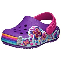Crocs Crocband Fun Lab Graphic Unisex Kids Clog