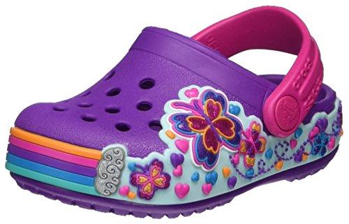 Crocs Crocband Fun Lab Graphic Clog Kids, Sabots Mixte Enfant