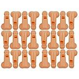 2 x 12 Pfeifen in Form eines Penis Penispfeife Pfeiffe