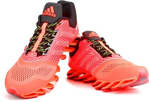 adidas Men's Springblade Drive 2 M Red, Black and Silver Sport Running Shoes - 9 UK  available at amazon for Rs.11199