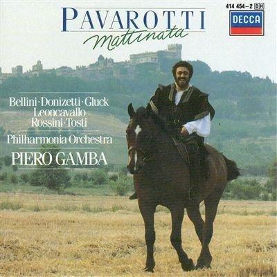 Pavarotti-Mattinata-Airs Célébrés