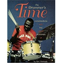 The Drummer's Time by Rick Mattingly (1998-11-01)