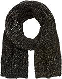 s.Oliver Herren Schal 97710913899, Grau (Grey/Black Knit 97X1), One Size