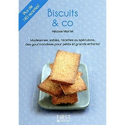 Petit livre de - Biscuits et Cie (Le petit livre)