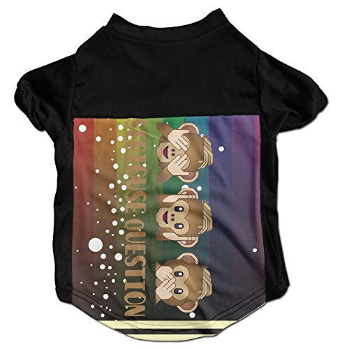 xj-cool-emoji-monkey-drillinge-pets-t-shirt-fr-kleine-doggy-schwarz