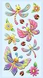 Softy-Sticker Schmetterlinge II
