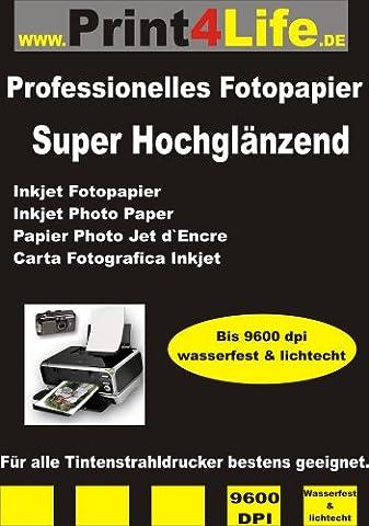 100 feuilles A3 SUPER Haut Glossy Photo
