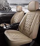 Nouveaux coussins en cuir, housses de siège avant et arrière, compatibles avec les...
