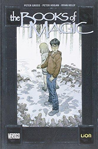 Vertigo Classic 38 – The Books of Magic Nuova Serie 02: Un giorno, una notte e un sogno