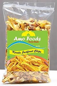 AMO Foods Kerala Jackfruit Chips (400 gm)