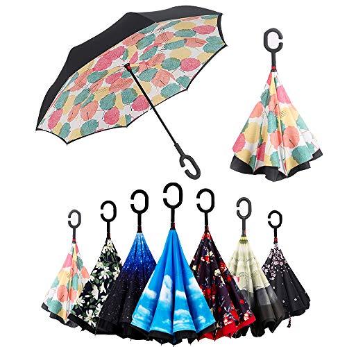 Paraguas Invertido, Paraguas Plegable, Reversible