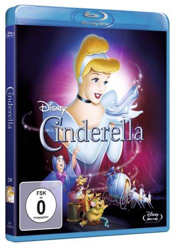 Cinderella [Blu-ray]: Alle Infos bei Amazon
