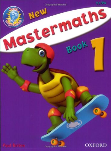 Maths Inspirations: Y3/P4: New Mastermaths: Pupil Book