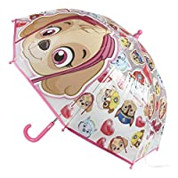 PAW PATROL 2400000345 Skye Bubble Umbrella, Multicolour (Multicolor 001), 45 cm