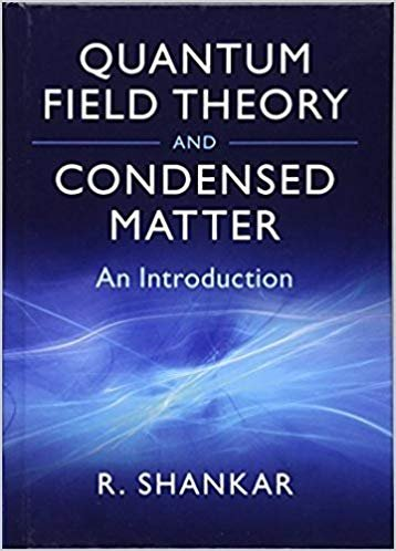 Quantum Field Theory and Condensed Matter: An Introduction (Cambridge Monographs on Mathematical