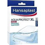 Hansaplast Aqua Protect XL 6 x 7 cm Pflaster, 5 St.