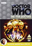 Doctor Who - The Five Doctors (25th Anniversary Edition) [1983] [DVD]