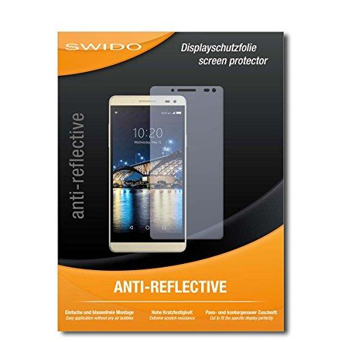 SWIDO Bildschirmschutz für Switel S5003D [4 Stück] Anti-Reflex MATT Entspiegelnd, Hoher Härtegrad, Schutz vor Kratzer/Glasfolie, Schutzfolie, Bildschirmschutzfolie, Panzerglas Folie