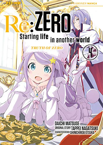 Re: zero. Starting life in another world. Truth of zero: 4