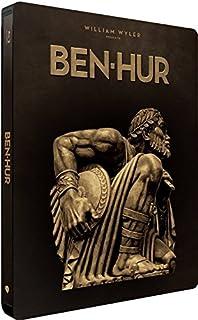 BEN HUR - Exklusiv Limited 2 Disc Steelbook Edition (geprägt, Deutsche Tonspur) - Blu-ray