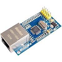 RHDZQ 1pc W5500 Ethernet Netzwerkmodul Hardware TCP / IP 51 / STM32 Mikrocontroller
