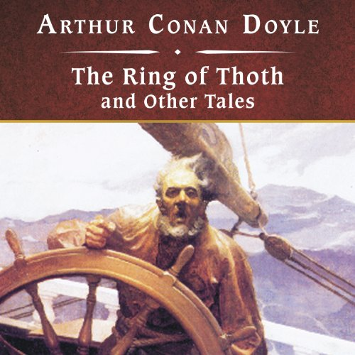 The Ring of Thoth and Other Tales  Audiolibri