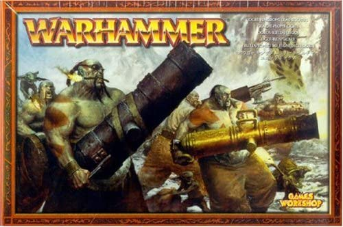 Games Workshop - 99120213003 - Warhammer - Figurine - Crache-Plomb Des Royaumes Ogres | Impeccable