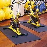 Friedola rutschsichere Unterlegmatte Floor Protect , anthrazit , 90 x 200 x 0,7 cm, 24925 -