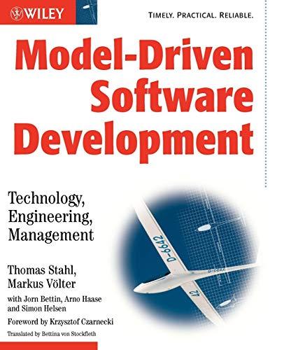 Model-Driven Software Development (Software-entwicklung-management)