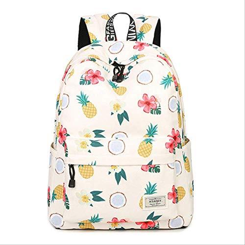 LINADEBAO Druck Taschen Hochwertige Kinder Schultaschen Frauen Rucksäcke Jugendliche Studenten Reiserucksack Rucksäcke kleine - Nike Frauen Pegasus 30