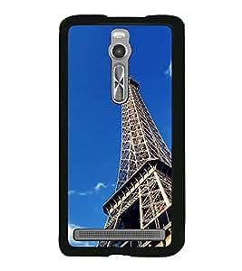 PrintVisa Tallest Monument High Gloss Designer Back Case Cover for Asus Zenfone 2 ZE551ML