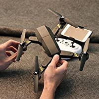 OOFAY® Drone with Camera S25 Folding Remote Control Aircraft Aerial Drone High Four-Axis Aircraft