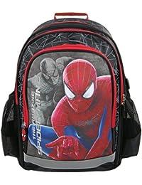 Sac à dos maternelle Spiderman Web S bleu