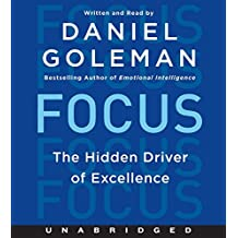 Focus CD: The Hidden Driver of Excellence