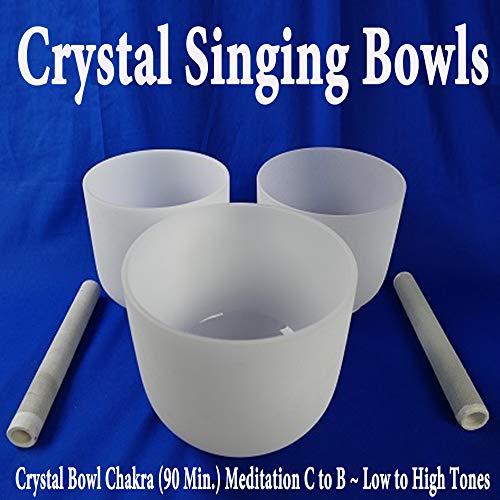 The Infinite Heart Crystal Heart Bowl