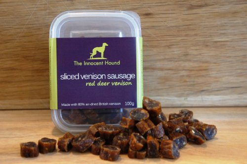 the-innocent-hound-sliced-venison-sausage-100g-pack-of-6