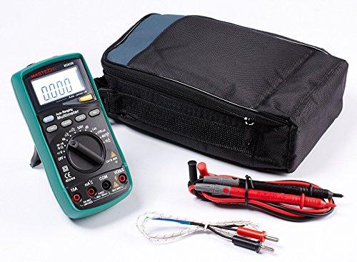 ms82095en 1Multímetro MASTECH eléctrico de y entorno parámetros Auto Ranging