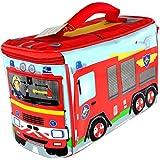 Fireman Sam Firetruck Lunch Bag
