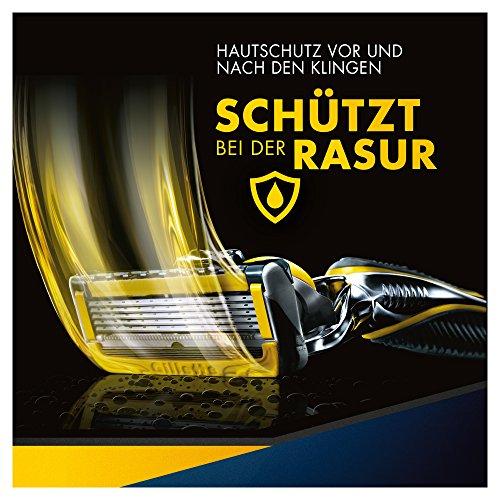Gillette Männer Fusion5 ProShield Rasierklingen, 1er Pack (1 x 11 Stück)
