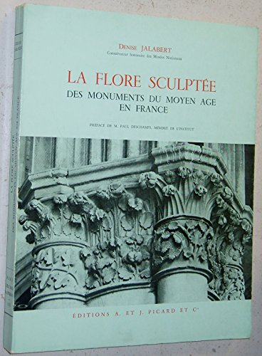 Denise Jalabert,... La Flore sculptée d...
