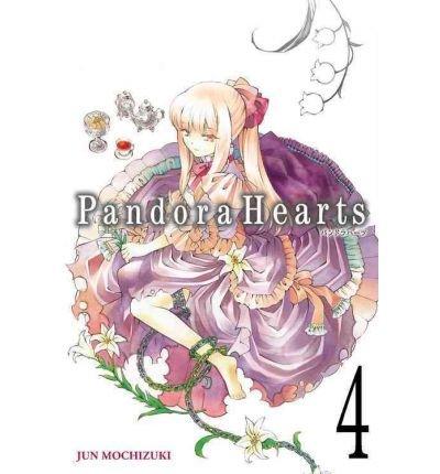 [ [ [ Pandora Hearts, Volume 4[ PANDORA HEARTS, VOLUME 4 ] By Mochizuki, Jun ( Author )Jan-25-2011 Paperback