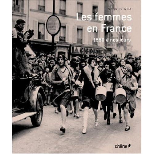 Les femmes en France : De 1880 à nos jours