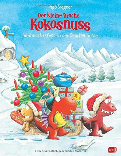 Der kleine Drache Kokosnuss -Weihnachtsfest in der Drachenhöhle