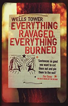 Everything Ravaged, Everything Burned by [Tower, Wells]