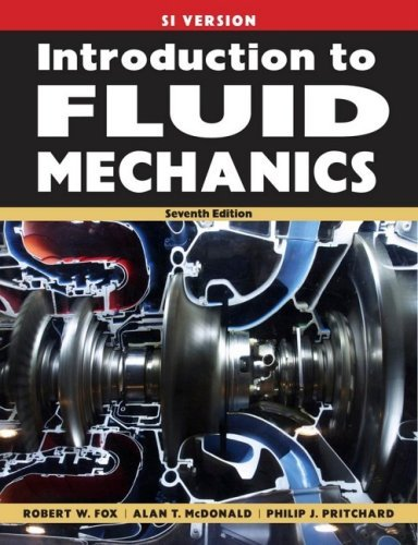 Introduction to Fluid Mechanics by Robert W. Fox (2009-04-06)