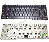 NEW GENUINE DELL ALIENWARE M9700 NOTEBOOK LAPTOP KEYBOARD ENGLISH UK LAYOUT BLACK COLOR