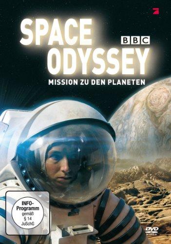Space Odyssey - Mission zu den Planeten (Digipak)