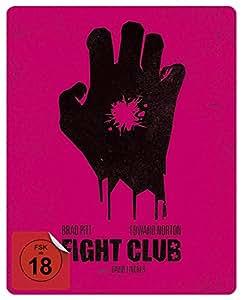 Fight Club - Steelbook (exklusiv bei Amazon.de) [Blu-ray] [Limited Edition]