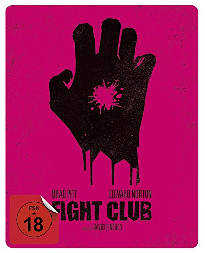 Bild von Fight Club - Steelbook (exklusiv bei Amazon.de) [Blu-ray] [Limited Edition]
